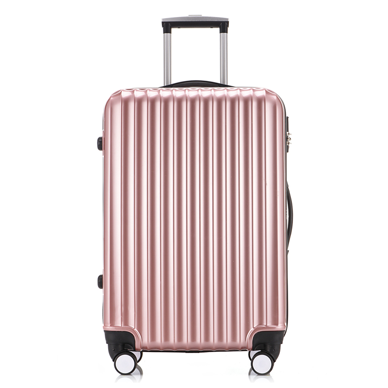 fc57fe469 Colorful ABS PC Wheeled Trolley Travel Hard Shell Luggage Suitcase Bag
